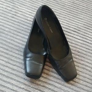 Etienne Aigner Black Heels
